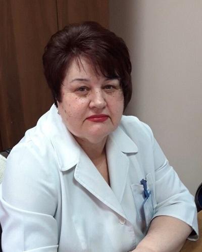 АЗІМОВА Людмила Георгіївна